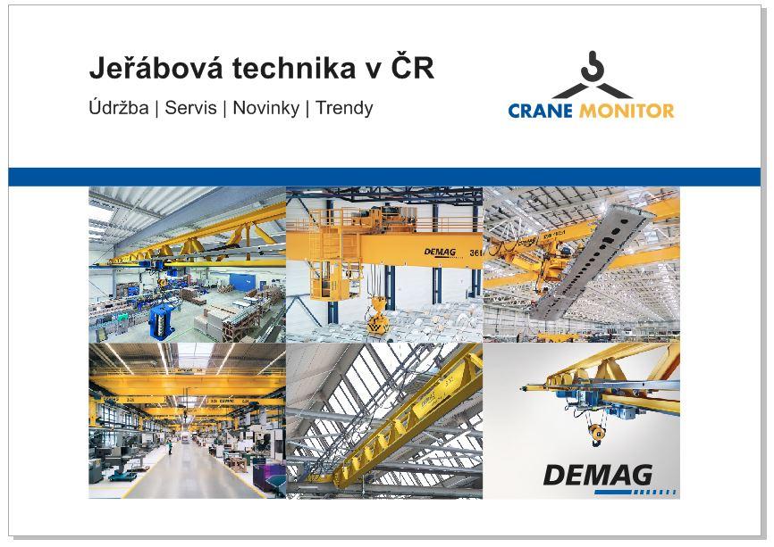 Studie - 1. vlna Crane Monitoru